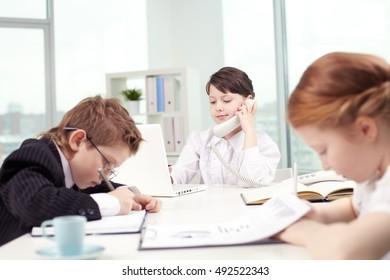 Kids office