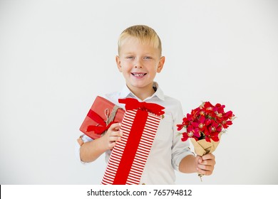 Kids Valentine day