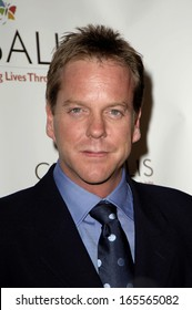 Kiefer Sutherland at Chrysalis Fourth Annual Butterfly Ball, Carla and Fred Sands' Italian villa, Los Angeles, CA, April 09, 2005