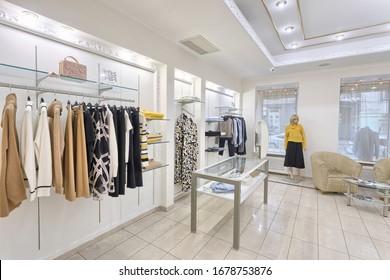 Fashion Shop Interior Design Images Stock Photos Vectors Shutterstock
