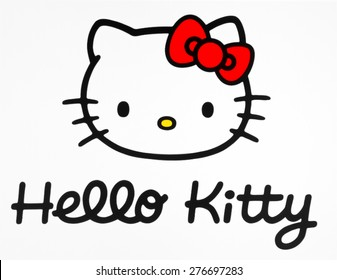 hello kitty images stock photos vectors shutterstock rh shutterstock com hello kitty vector art hello kitty vector free download