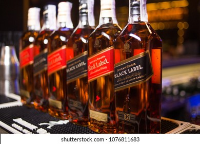 Johnnie Walker Black Label Images, Stock Photos & Vectors