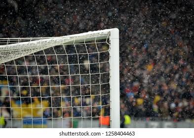 Fussballnetz Images Stock Photos Vectors Shutterstock