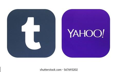 Yahoo Logo Images, Stock Photos & Vectors | Shutterstock
