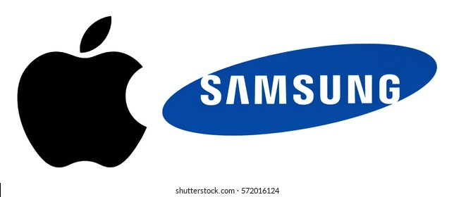 Samsung Logo Images, Stock Photos & Vectors