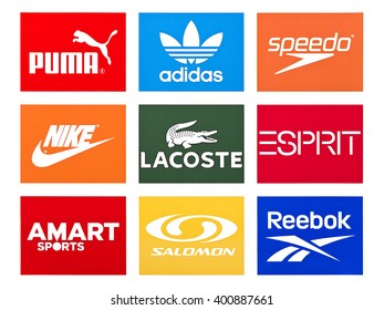Sports Brand Logo Images, Stock Photos & Vectors | Shutterstock