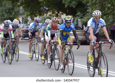 Gera Germany JUNE 30 2016 Bicycle Stock Photo (Edit Now