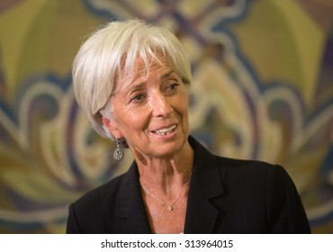 Christine Lagarde Images, Stock Photos & Vectors | Shutterstock