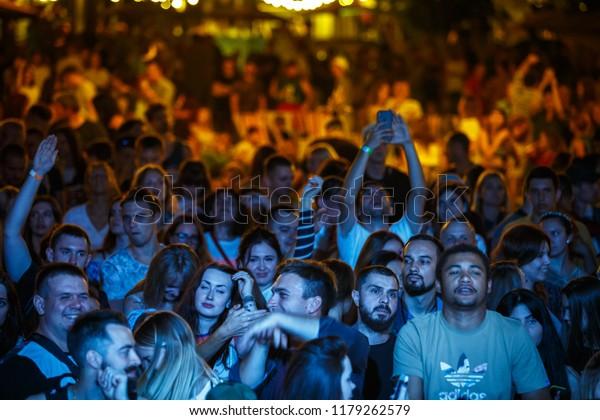 Kiev11 July2018 Group Hip Hop Music Stock Photo (Edit Now) 1179262579