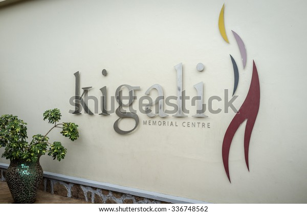 Kigali Genocide Memorial, Ruanda - October, 9th 2015 - The Memorial, in Kigali commemorates the genocide in 1994, was opened for public at 2004 and gets thousands of people every year. Ruanda, Africa