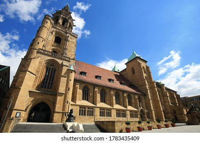 Kilianskirche is a sight of the city of Heilbronn