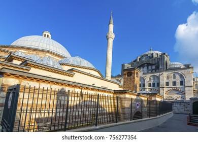 Kilic Ali Pasha Mosque and Hammam complex in Istanbul