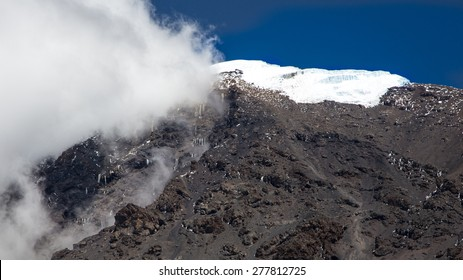 KIlimanjaro, Uhuru peak 5895 mTanzania