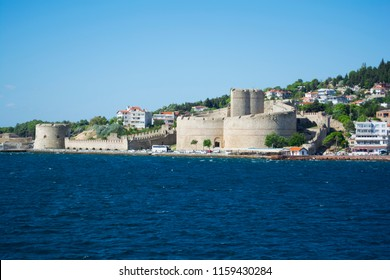 Kilitbahir Castle (Kilitbahir Kalesi) a fortress on the west side of the Dardanelles, opposite the city of Çanakkale. The castle was constructed by Fatih Sultan Mehmet in 1463 to control the straits.