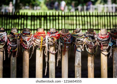 Killing Fields, Mass Grave, Choeung Ek, Phnom Penh, Cambodia