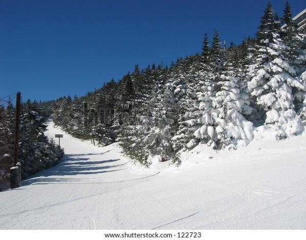 Killington mountain, Vermont.