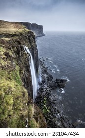 Kilt Rock and Lealt Falls