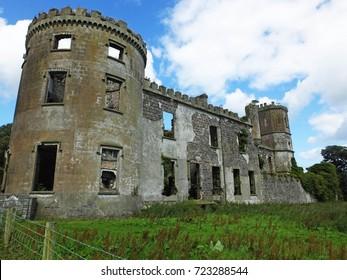 Kilwaughter Castle Co. Antrim Northern Ireland 2017