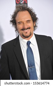 """Kim Coates at the season 6 premiere of """"Sons of Anarchy"""" at the Dolby Theatre, Hollywood. September 7, 2013  Los Angeles, CA"""