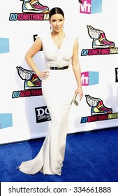 Kim Kardashian at the 2011 VH1 Do Something Awards held at the Palladium Hollywood in Los Angeles, California, United States on August 14, 2011.