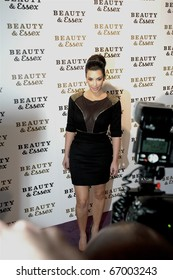 Kim Kardashian attend Beauty & Essex Red Carpet in downtown Manhattan,NY on December 10, 2010.