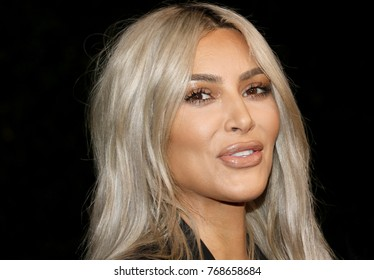 Kim Kardashian West at the 2017 LACMA Art + Film Gala held at the LACMA in Los Angeles, USA on November 4, 2017.