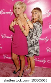 Kimberly Caldwell and Lucy Kilislian at the Launch of 'Candy Ice' Jewelry. Prego, Beverly Hills, CA. 09-24-09