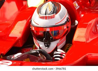 Kimi Raikkonen, Ferrari Formula One 2007 driving