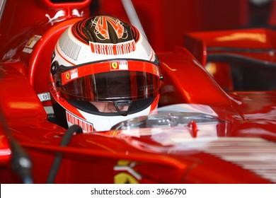 Kimi Raikkonen, Ferrari Formula One 2007