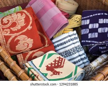 Kimono belt for women