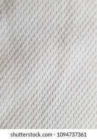 Kimono Judo isolated on white background