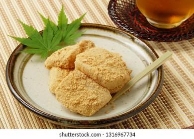 Kinako mochi /Japanese sweet