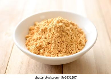 kinako, Toasted soybean flour