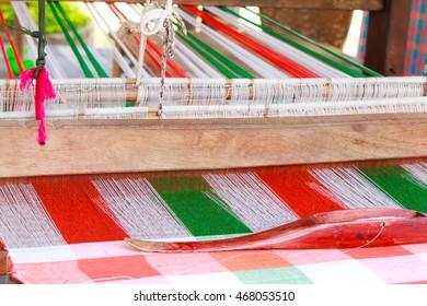 Handloom Fabric Images, Stock Photos & Vectors | Shutterstock