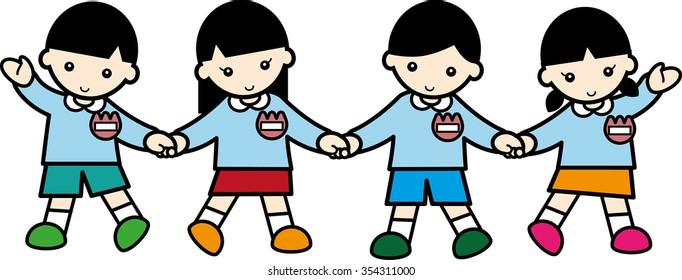 kindergarten children 1