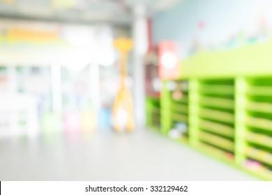 kindergarten class