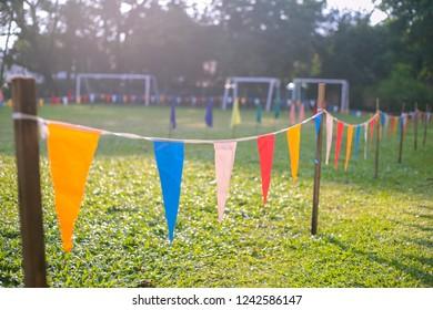 Kindergarten sports day