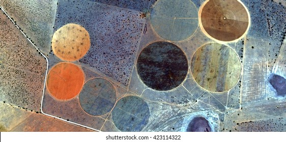 kindergarten, tribute to Miró, abstract photography of the deserts of Africa from the air. aerial view of desert landscapes, Genre: Abstract Naturalism, from the abstract to the figurative,