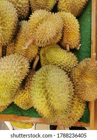 king fruit durian from tropical country