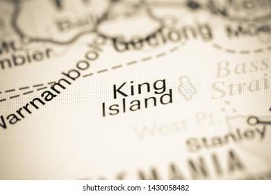 Map Of Australia King Island.King Island Australia Images Stock Photos Vectors Shutterstock