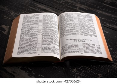 King James Bible Images, Stock Photos & Vectors | Shutterstock