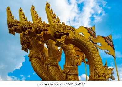 The king of nagas 9 heads