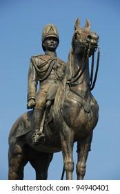 King Rama V Equestrian Monument
