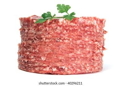 king size hamburgers