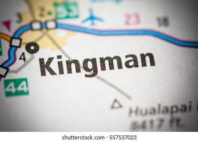 Kingman. Arizona. USA