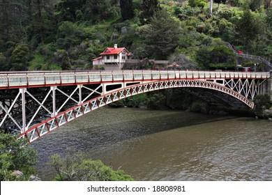 Kings Bridge - Launceston's Cataract Gorge