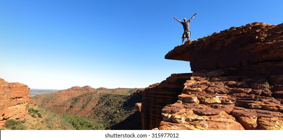 kings canyon, northern territory, australia