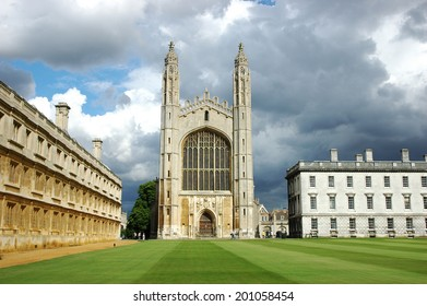 Kings College Chapel - Cambridge