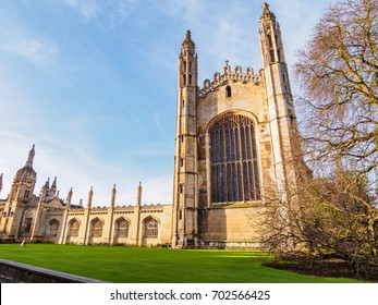 Kings college chapel,University of Cambridge