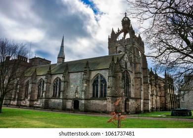King's College, University of Aberdeen, Scotland, UK.